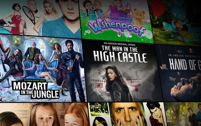 Amazon Video Rentals