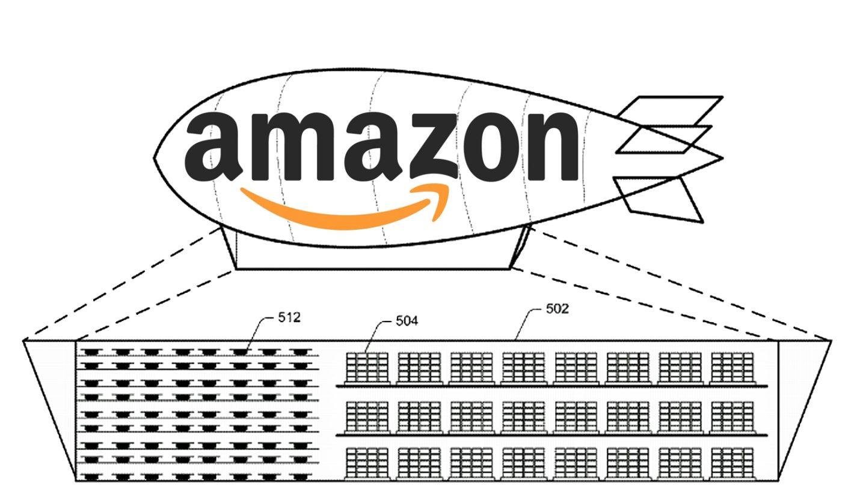 amazon delivery drones