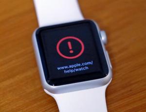 apple watch update