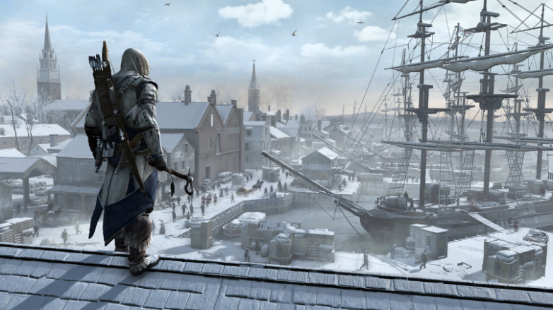 Assassin's Creed 3 Free PC Game Download