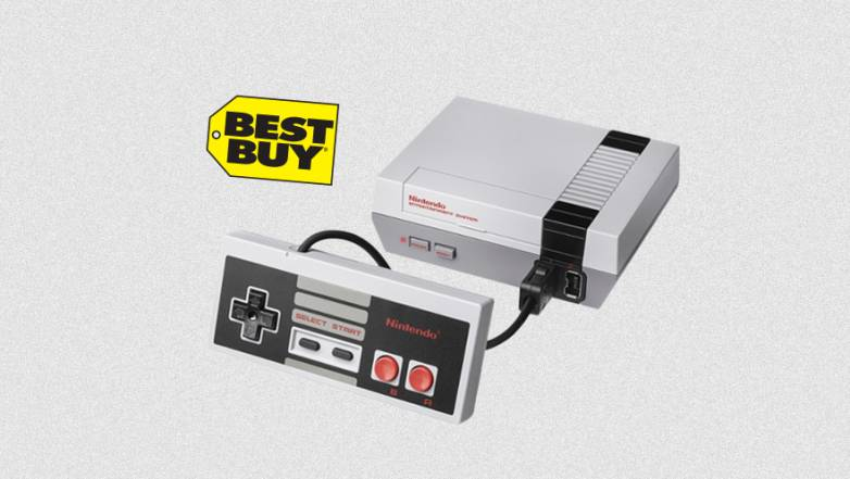 NES Classic Edition in stock