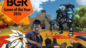 Best Games of 2016