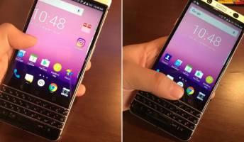 blackberry new phone