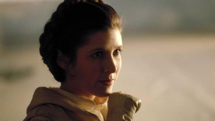 Star Wars: Episode VIII Princes Leia