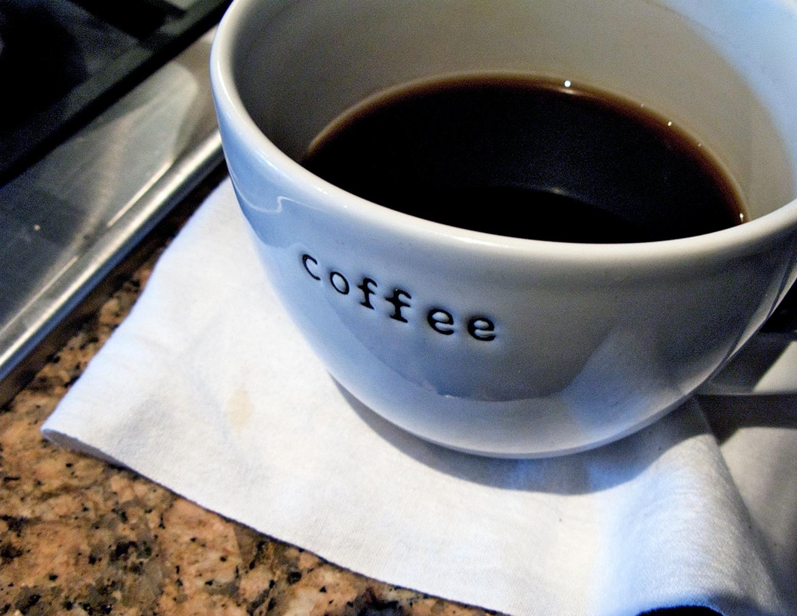 is caffeine a drug