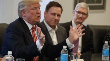 Trump's cybersecurity executive order