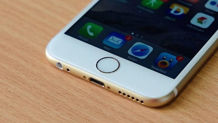 iPhone 8 Fingerprint Sensor Display