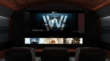 Netflix, HBO VR apps