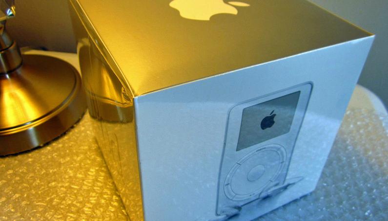 1st generation ipod
