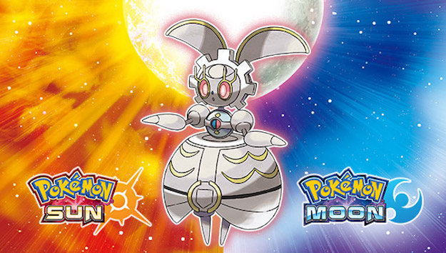 How to get Magearna in Pokemon Sun