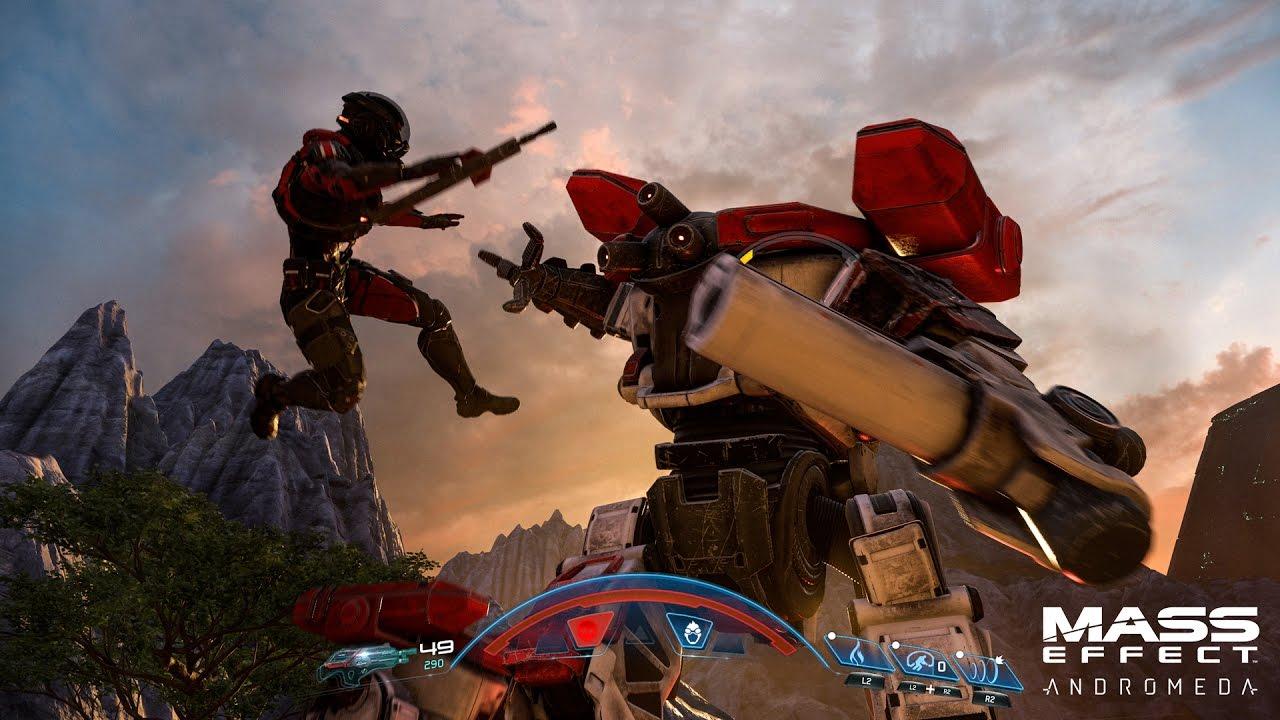 Death Stranding, Mass Effect, Zelda