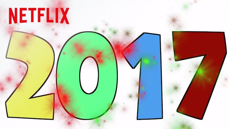 Netflix New Year's Eve Countdown