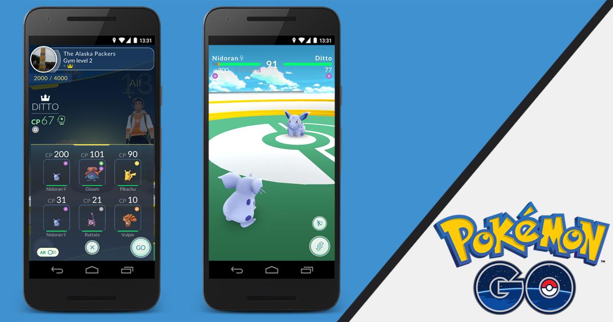 Pokemon Go update datamine