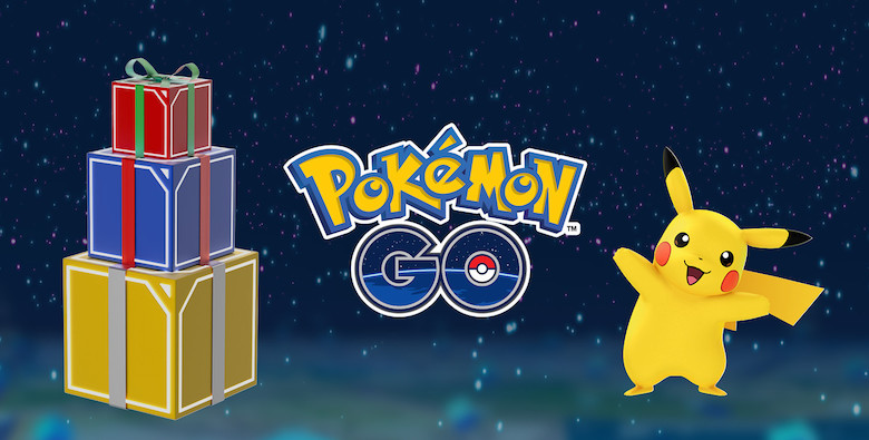 Pokemon Go Holiday Event