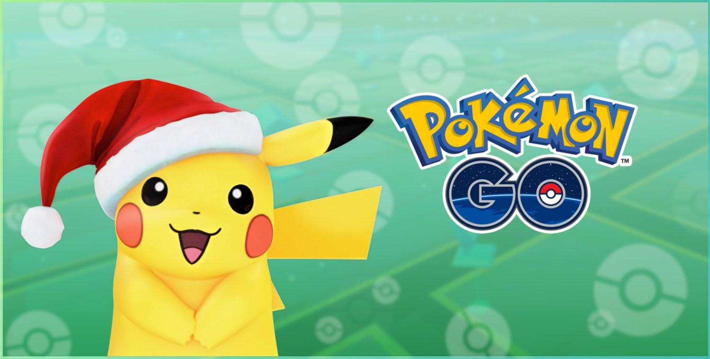 Pokemon Go Christmas Event