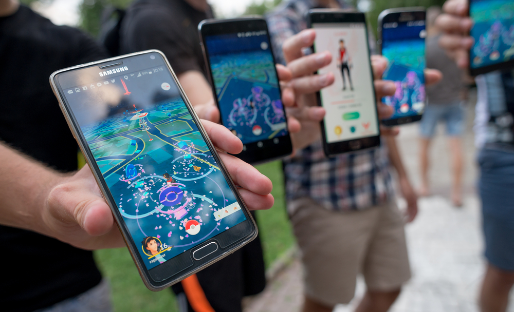 Pokemon Go: Cooperative raids