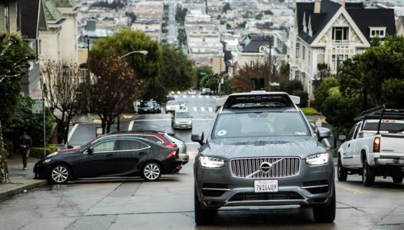 Uber vs. Google: Anthony Levandowski
