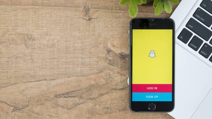 Snapchat Amazon camera search