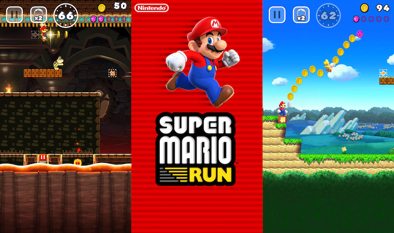 super mario run might be  ing to android sooner than you