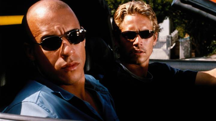 Fast Furious Collection Blu-ray