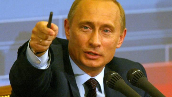 Russia's Election Hack Putin