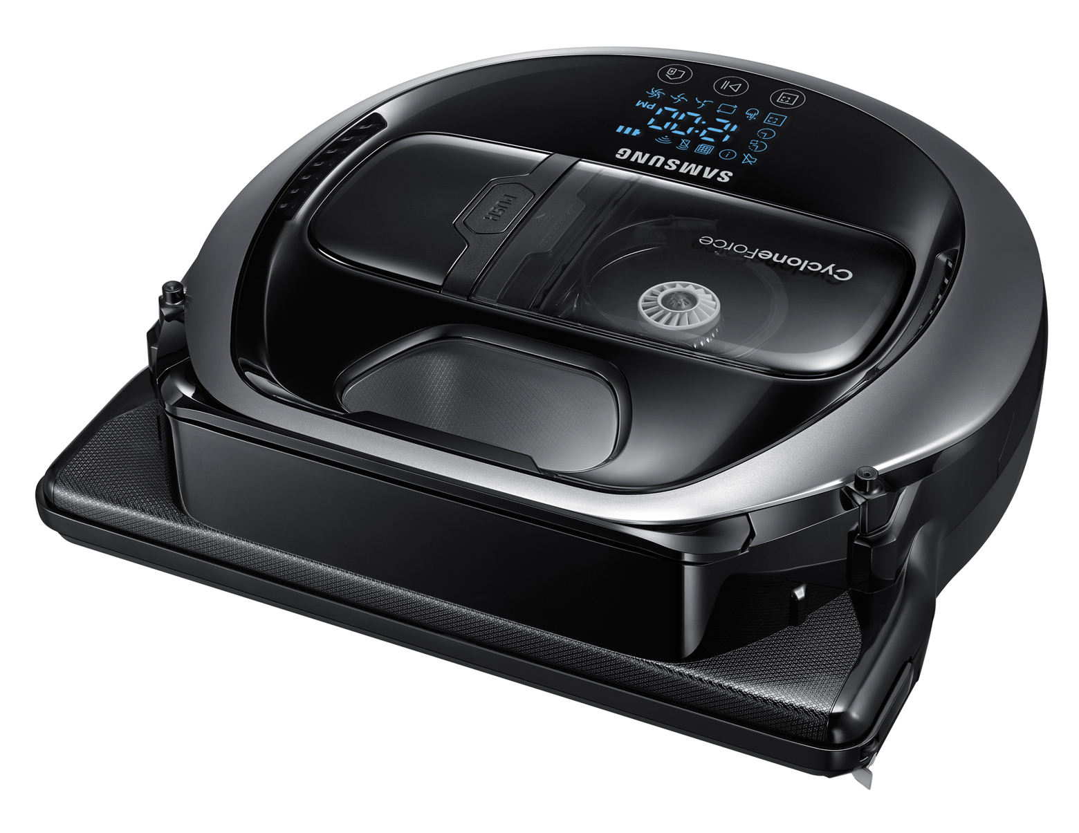 You can control Samsung's latest robot vacuum cleaner using Alexa