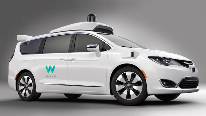 Self-driving cars in 2017