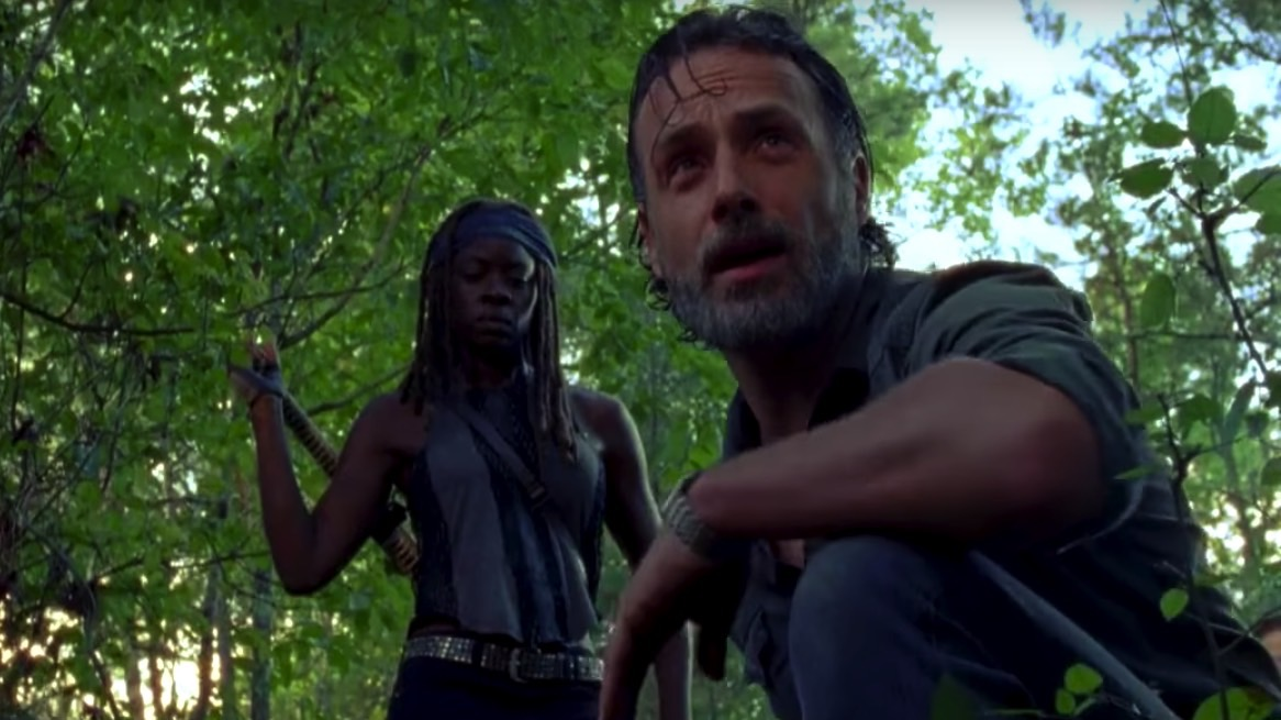 The Walking Dead Trailer Episode 9