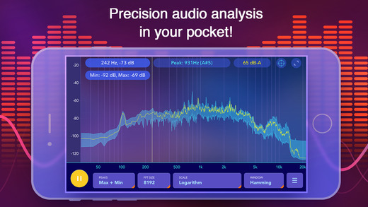 audio-spectrum-analyzer