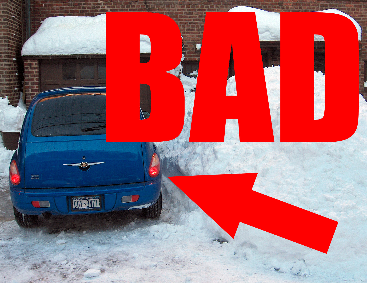 Cop tickets Michigan man for warming up his car in the driveway – BGR