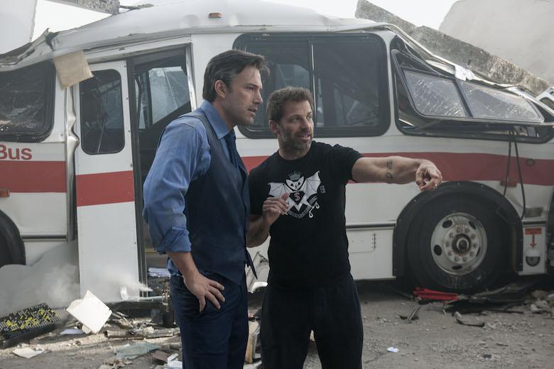 Ben Affleck: The Batman has 'no script'