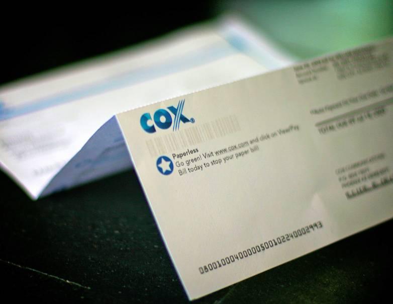 Cox home broadband internet cap