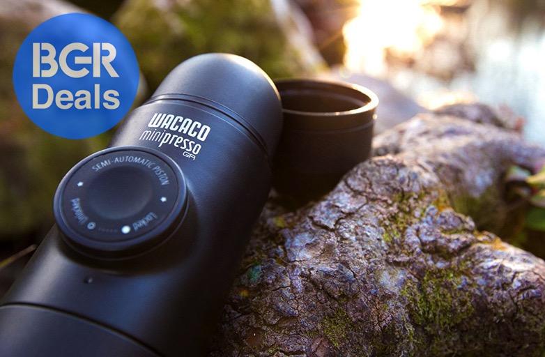 Portable Espresso Maker Amazon