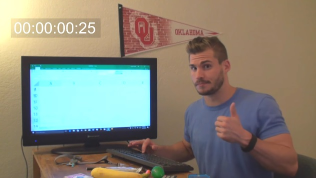 Microsoft Excel Challenge