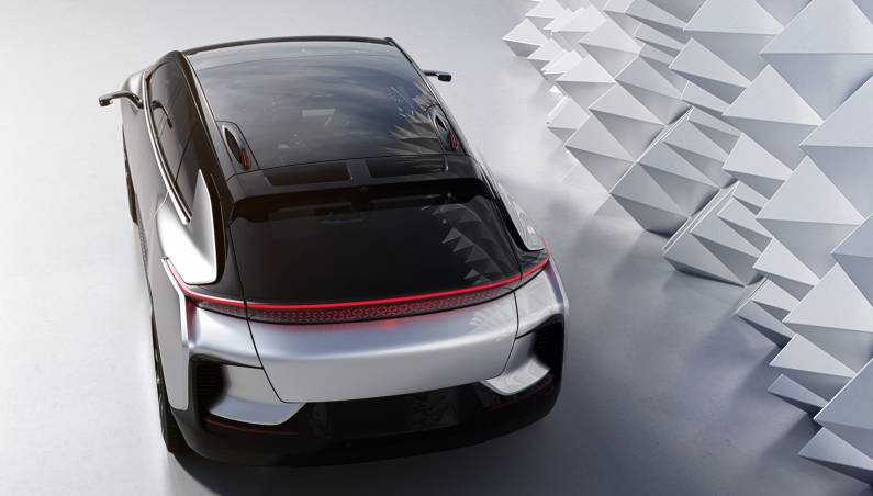 Faraday Future FF 91 Features