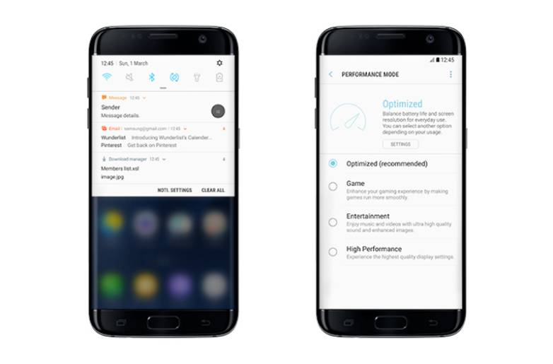 Android 7.0 Nougat Update: Galaxy S7