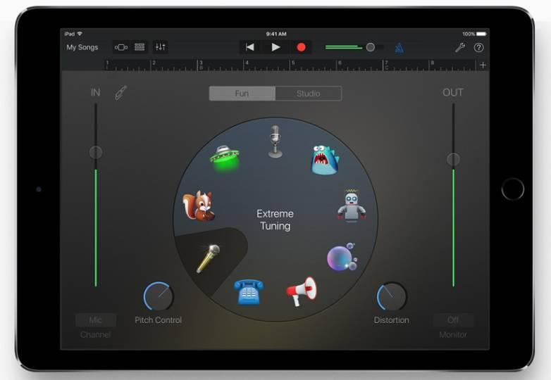 GarageBand And Logic Pro X