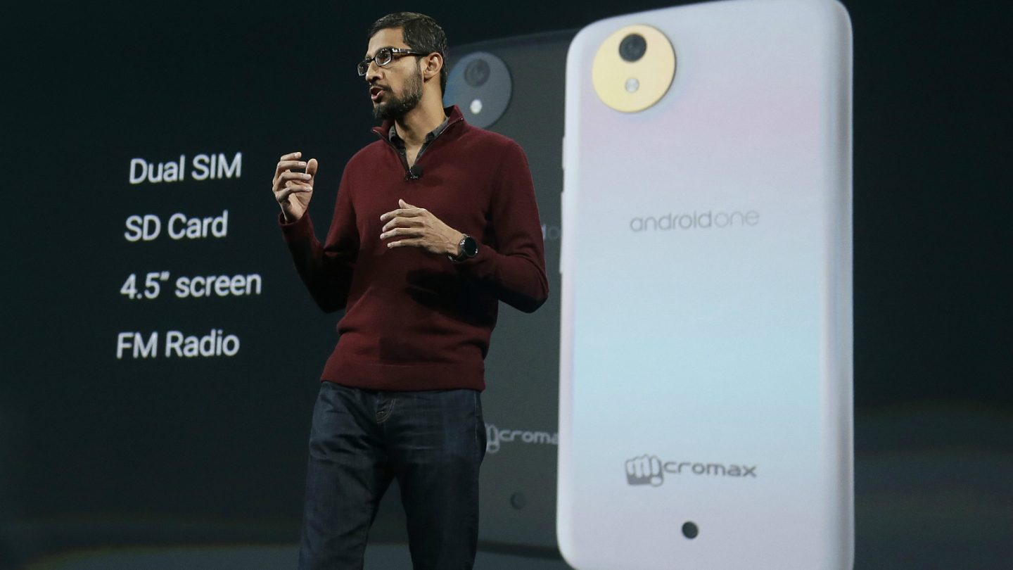 Android One vs. Google Pixel