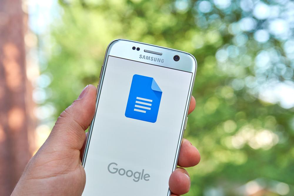 Google Docs Update