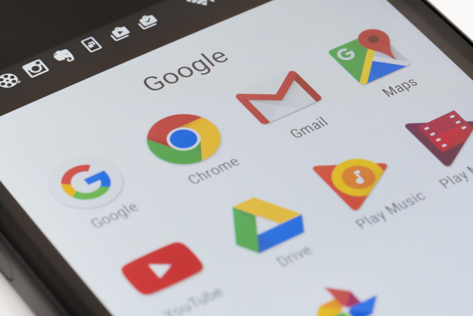 Gmail phishing attack
