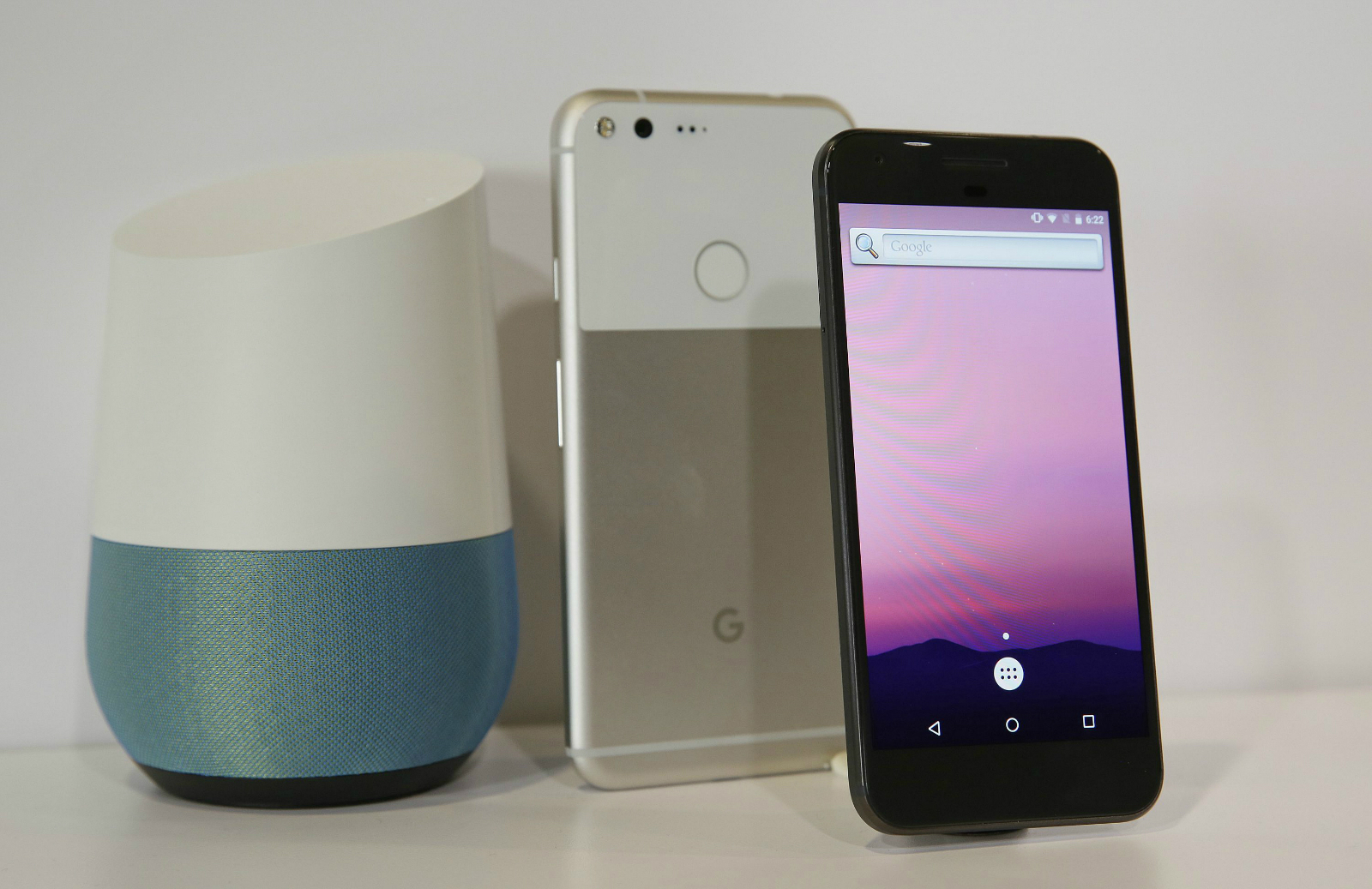 Google Home vs. Amazon Echo Voice