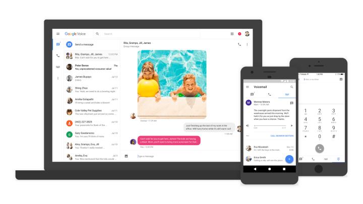 Google Voice Update