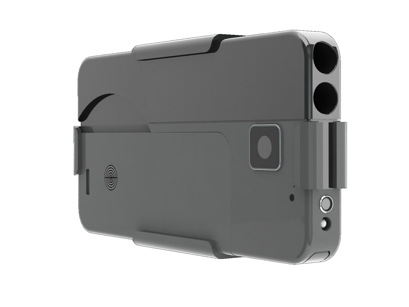 Ideal Conceal iPhone-like Gun