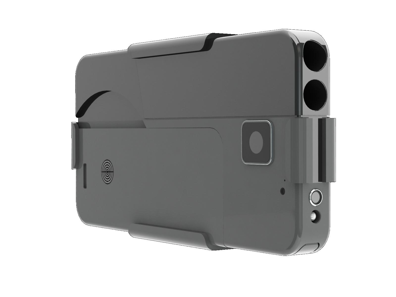 Ideal Conceal iPhone-like Gun