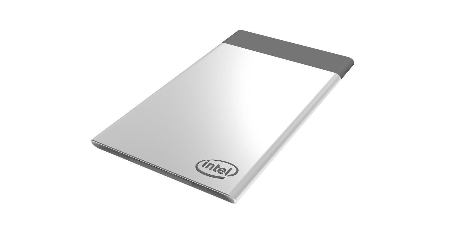 Intel Compute Card Release Date