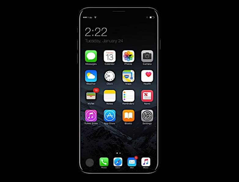 iPhone 8 Design Renders