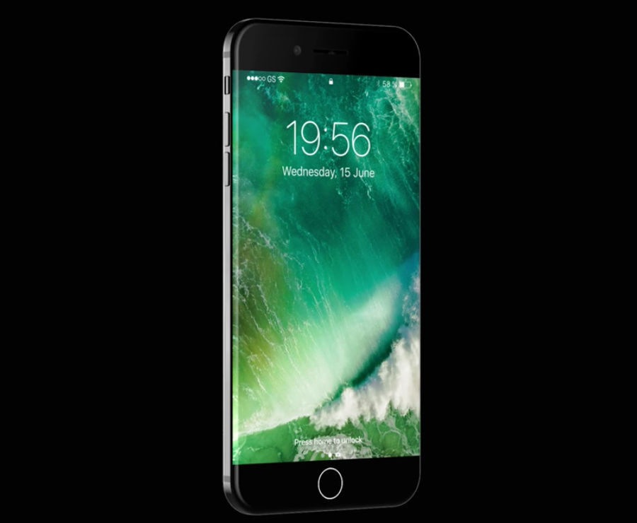 iPhone 8 vs. Android: OLED