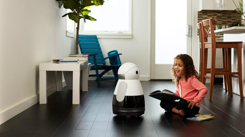 Kuri Smart Home Robot Specs Price Release Date