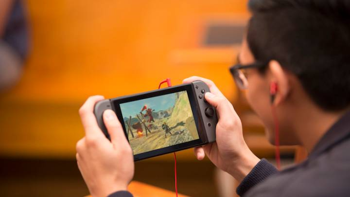 Nintendo Switch Treehouse Live