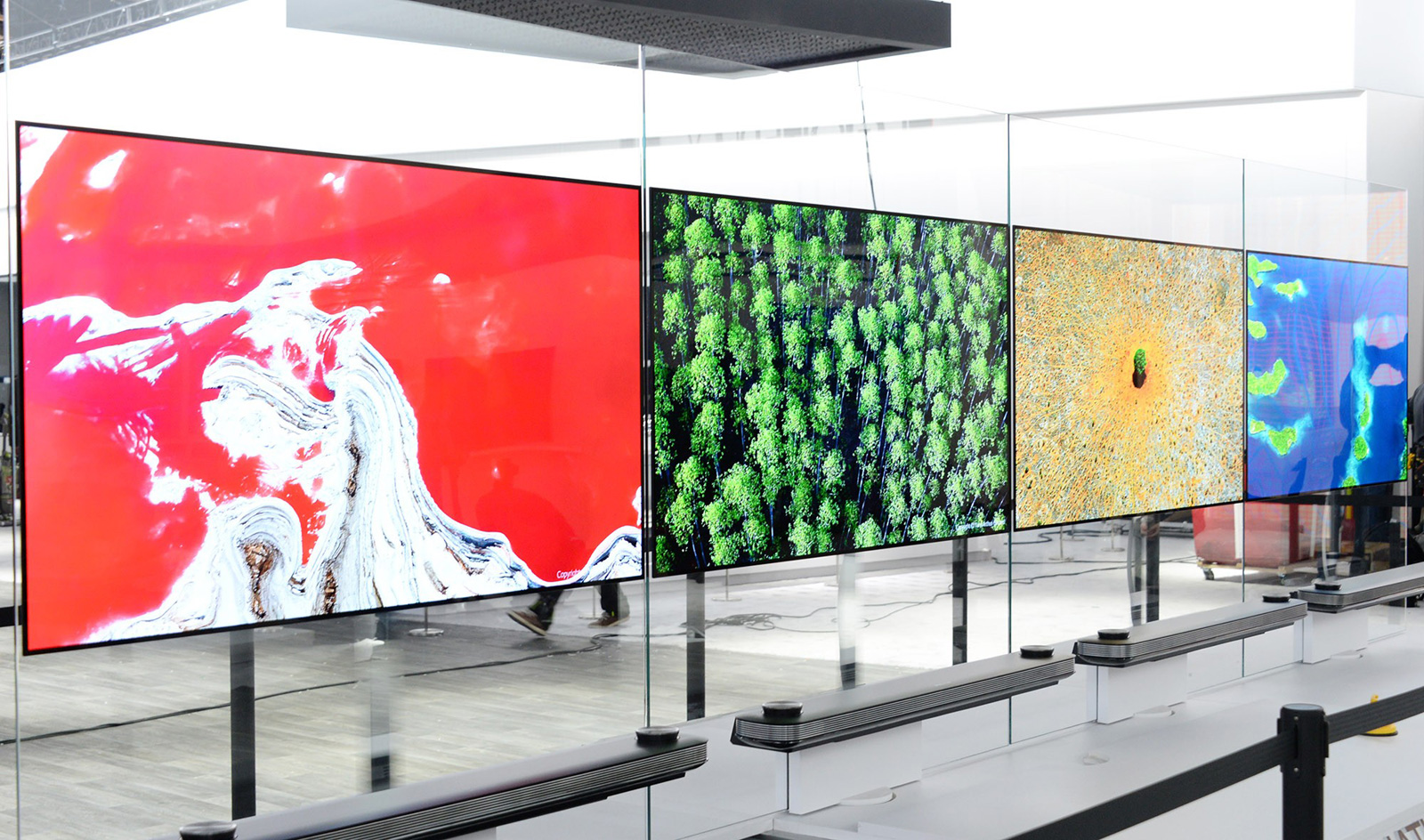 Best TVs of CES 2017